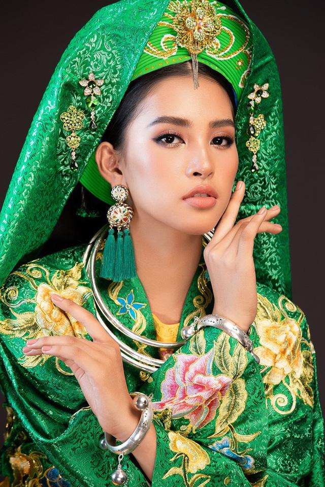 Quảng bá văn hóa Việt qua điệu múa chầu văn tại Miss World 2018 - Ảnh 1.