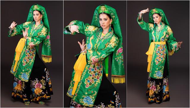 Quảng bá văn hóa Việt qua điệu múa chầu văn tại Miss World 2018 - Ảnh 2.