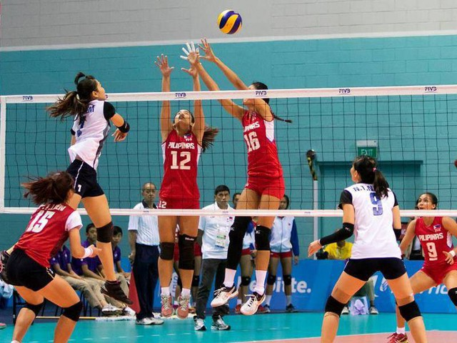 Quyết liệt ở Giải đấu Bóng chuyền tại Đại hội Thể thao toàn quốc lần thứ VIII - Ảnh 2.