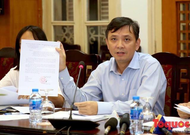 Bộ VHTTDL thông tin về việc thực hiện kết luận của Thanh tra Chính phủ tại Hãng phim Truyện Việt Nam - Ảnh 1.