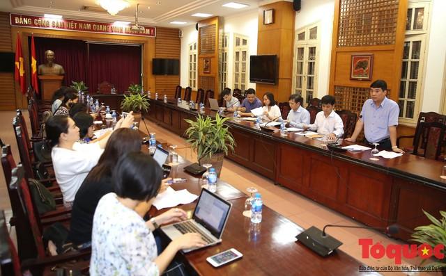 Bộ VHTTDL thông tin về việc thực hiện kết luận của Thanh tra Chính phủ tại Hãng phim Truyện Việt Nam - Ảnh 2.