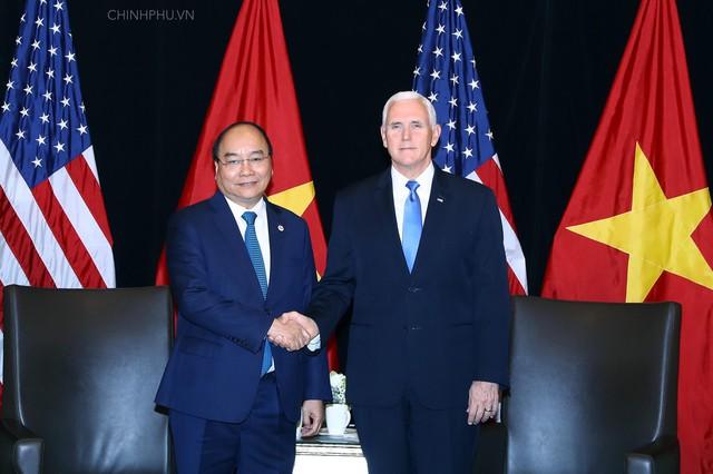 Thủ tướng Nguyễn Xuân Phúc: Việt Nam coi Hoa Kỳ là một trong những đối tác quan trọng hàng đầu - Ảnh 1.