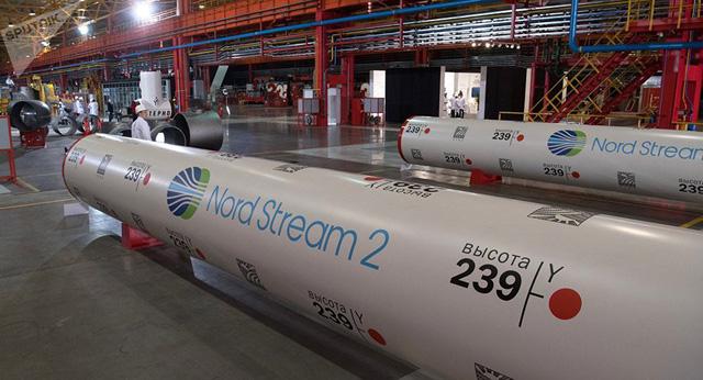Người khổng lồ năng lượng Gazprom Nga trực diện thách thức sức mạnh Mỹ - Ảnh 1.