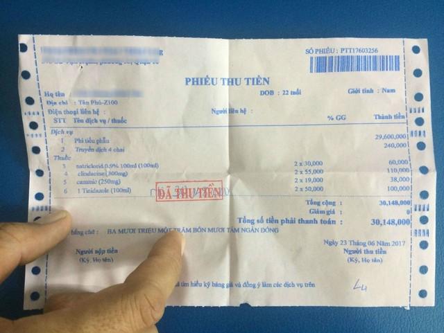 8 phòng khám Trung Quốc ở Sài Gòn bị phạt 1 tỷ đồng - Ảnh 2.