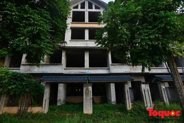 Sau nhiều năm bỏ hoang, khu đô thị ngàn tỷ đã có ngôi nhà được hoàn thiện - Ảnh 6.