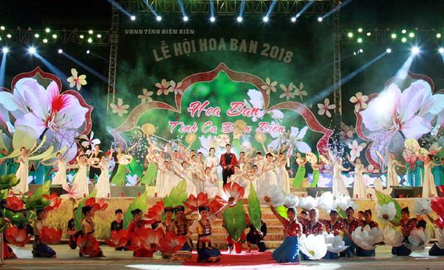 Đa dạng hoạt động tại Lễ hội Hoa Ban năm 2019 và Ngày hội VHTTDL tỉnh Điện Biên - Ảnh 1.