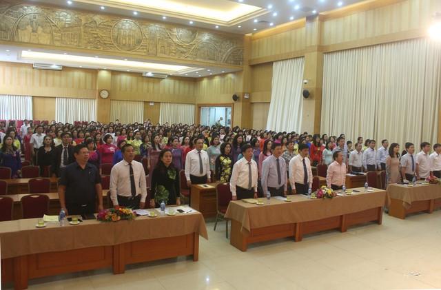 Ngành giáo dục quận Hoàn Kiếm:Tri ân ngày 20/11, những chiến công trong công cuộc trồng người - Ảnh 1.