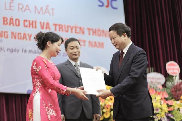 Thành lập Viện Đào tạo Báo chí và Truyền thông thuộc ĐH Khoa học Xã hội và Nhân văn - Ảnh 1.