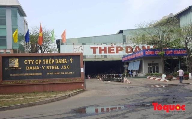 Lãnh đạo Công ty CP thép Dana - Ý nói gì về quyết định xử phạt, đình chỉ hoạt động nhà máy của chính quyền TP. Đà Nẵng - Ảnh 1.