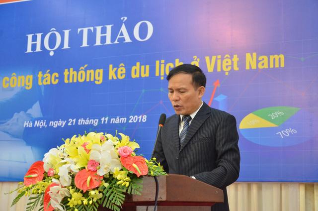Tăng cường công tác thống kê du lịch ở Việt Nam - Ảnh 1.