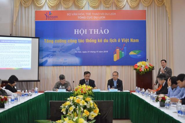Tăng cường công tác thống kê du lịch ở Việt Nam - Ảnh 2.