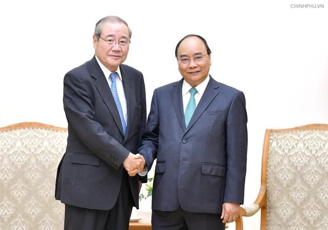 Thủ tướng mong muốn Nhật Bản sẽ là nhà đầu tư nước ngoài lớn nhất tại Việt Nam - Ảnh 1.