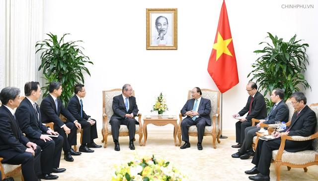 Thủ tướng mong muốn Nhật Bản sẽ là nhà đầu tư nước ngoài lớn nhất tại Việt Nam - Ảnh 2.