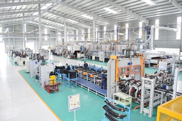 Ô tô Trường Hải: Đẩy mạnh tự động hóa trong sản xuất tại các nhà máy công nghiệp hỗ trợ - Ảnh 3.