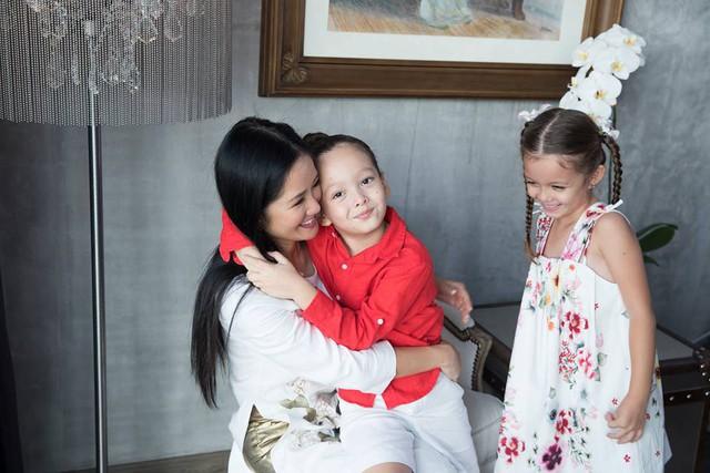 Chồng công khai bảo vệ bạn gái, Diva Hồng Nhung bất ngờ tiết lộ 2 con bị sang chấn tâm lý - Ảnh 2.
