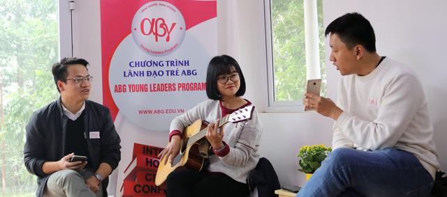 30 cơ hội đào tạo dành cho lãnh đạo trẻ tương lai tại ABG - Ảnh 1.