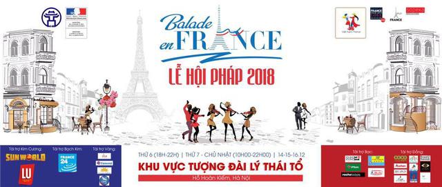 Lễ hội ẩm thực Pháp lần đầu tiên được tổ chức tại Hà Nội - Ảnh 1.