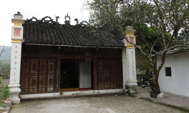 Bộ VHTTDL thống nhất lập hồ sơ tu bổ, tôn tạo di tích đền Quan Trấn Ải, tỉnh Lạng Sơn - Ảnh 1.