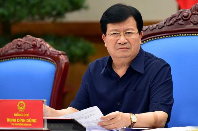 Chủ tịch Hội đồng quy hoạch quốc gia được sử dụng con dấu của Thủ tướng Chính phủ để chỉ đạo - Ảnh 1.