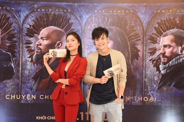 Trẻ trung và sành điệu, hot girl Quỳnh Kool hội ngộ Bình An  - Ảnh 12.