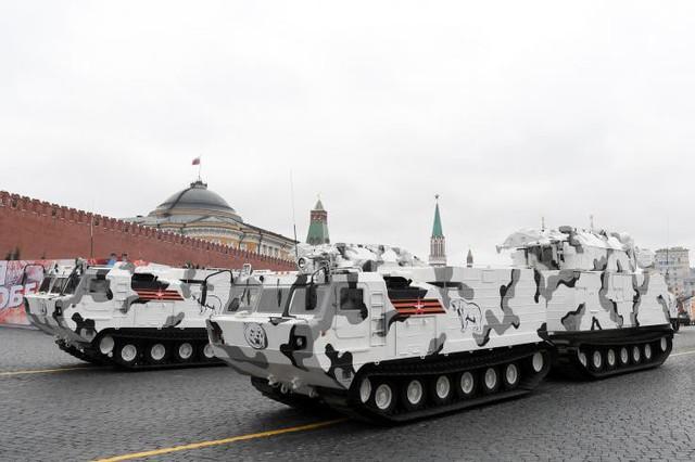 Quân đội Nga sẵn sàng tại cực Bắc: Trực diện đối phó sức mạnh Mỹ? - Ảnh 1.