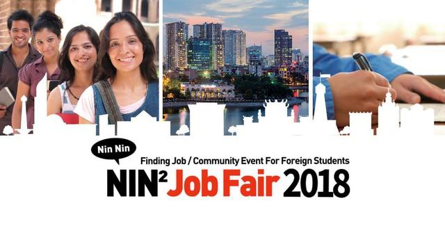 Ngày hội việc làm Nhật Bản NIN2 Job Fair 2018 tại Hà Nội đã trở lại - Ảnh 1.