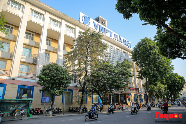 Sở Văn hóa và Thể thao Hà Nội sẽ kiến nghị phải trả lại tên cho Bưu điện Hà Nội - Ảnh 1.