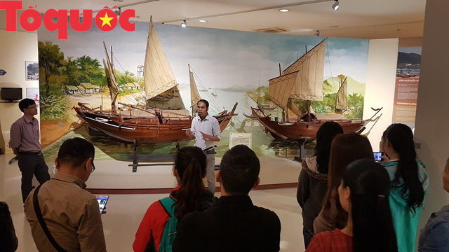 Famtrip khảo sát thực tế các điểm đến văn hóa trên địa bàn Đà Nẵng - Ảnh 1.