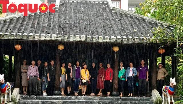 Famtrip khảo sát thực tế các điểm đến văn hóa trên địa bàn Đà Nẵng - Ảnh 4.