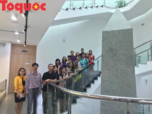 Famtrip khảo sát thực tế các điểm đến văn hóa trên địa bàn Đà Nẵng - Ảnh 3.