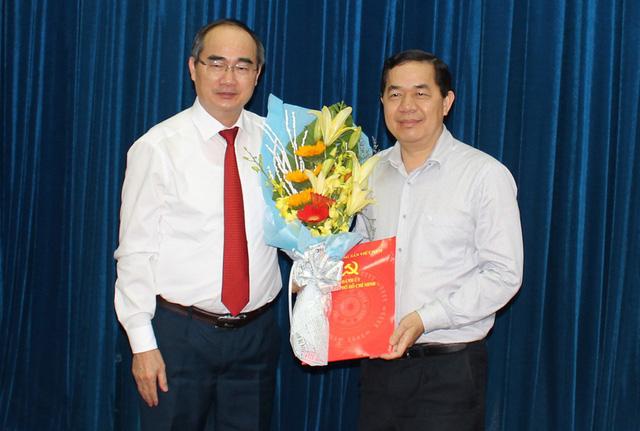 Giám đốc Sở kế hoạch và Đầu tư TP HCM về làm Bí thư Quận ủy Gò Vấp - Ảnh 1.