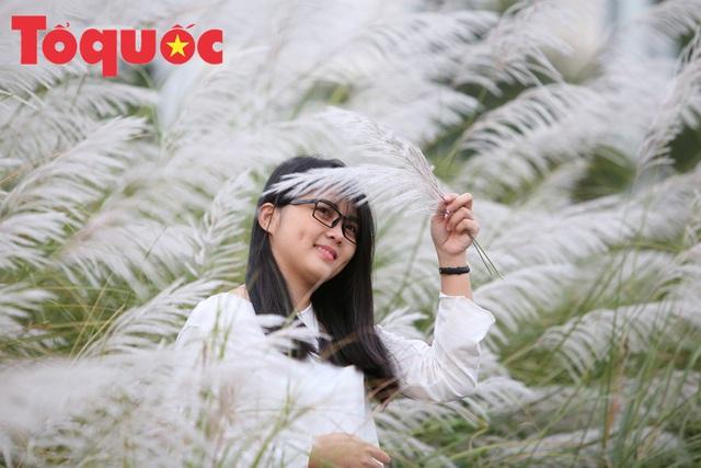 Đẹp nao lòng bên hoa lau trắng nở rợp trời Đà Nẵng - Ảnh 9.
