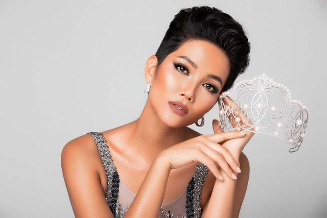 Ngắm nhan sắc Hoa hậu H'Hen Niê trước thềm Miss Universe 2018 chưa đầy một ngày đã có hơn hàng chục nghìn lượt thích - Ảnh 2.