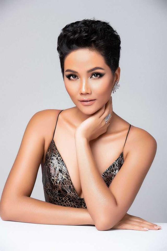 Ngắm nhan sắc Hoa hậu H'Hen Niê trước thềm Miss Universe 2018 chưa đầy một ngày đã có hơn hàng chục nghìn lượt thích - Ảnh 7.