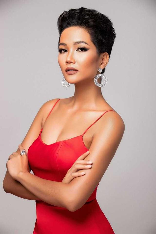 Ngắm nhan sắc Hoa hậu H'Hen Niê trước thềm Miss Universe 2018 chưa đầy một ngày đã có hơn hàng chục nghìn lượt thích - Ảnh 5.