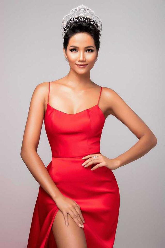 Ngắm nhan sắc Hoa hậu H'Hen Niê trước thềm Miss Universe 2018 chưa đầy một ngày đã có hơn hàng chục nghìn lượt thích - Ảnh 1.
