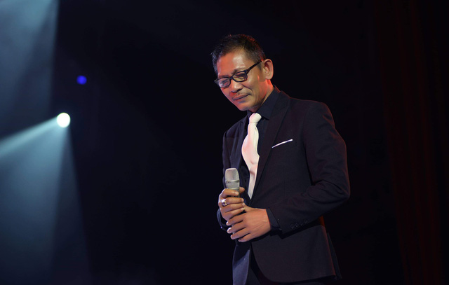 NSƯT Đức Long: Gameshow làm lu mờ những nghệ sĩ có giọng hát đẹp - Ảnh 1.