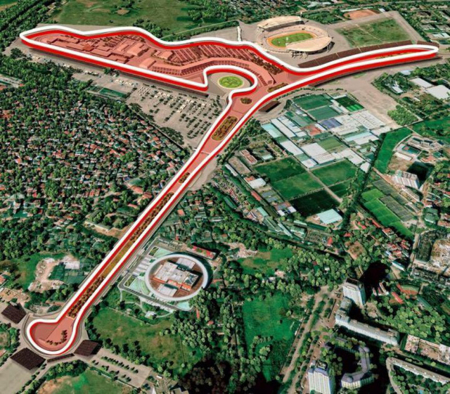 Vingroup thành lập công ty Việt Nam Grand Prix độc quyền tổ chức giải đua xe F1 tại Mỹ Đình - Ảnh 1.