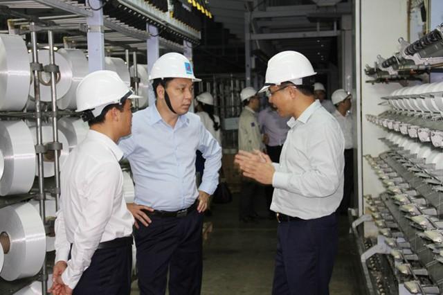 Thứ trưởng Bộ Công Thương đánh giá cao sự hợp tác hiệu quả giữa An Phát Holdings và PVTex - Ảnh 3.
