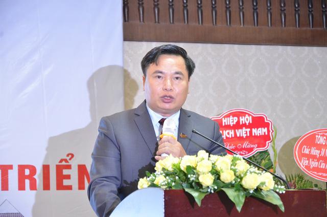 Thứ trưởng Lê Quang Tùng: Viện Nghiên cứu Phát triển Du lịch Việt Nam cần trở thành đơn vị đào tạo nguồn nhân lực quản lý chất lượng cao cho Ngành Du lịch - Ảnh 3.