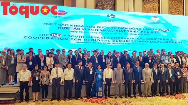 Biển Đông: Hợp tác vì an ninh và phát triển khu vực - Ảnh 1.