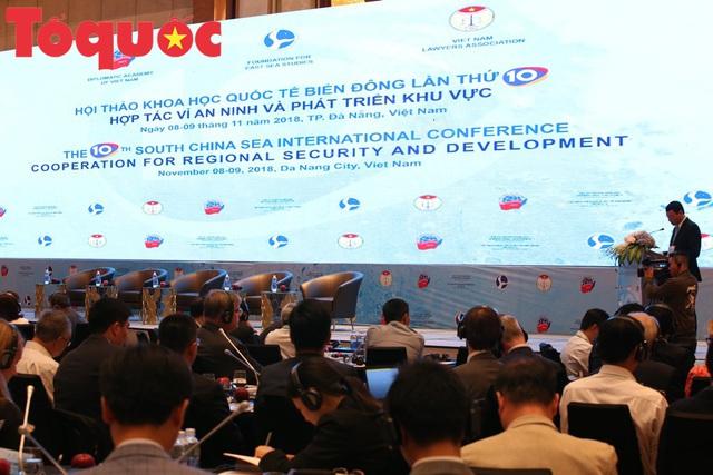 Biển Đông: Hợp tác vì an ninh và phát triển khu vực - Ảnh 4.