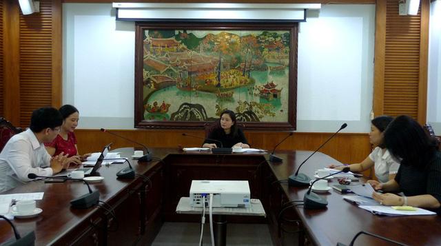 Sẽ tổ chức tọa đàm và mời các chuyên gia đóng góp ý kiến cho Dự thảo Luật Thư viện - Ảnh 1.