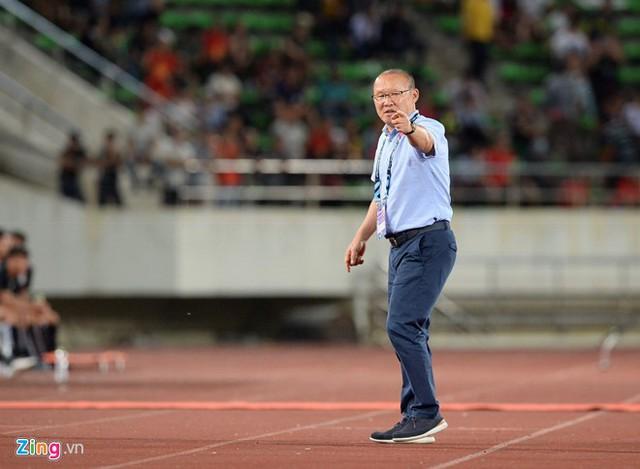 HLV Park Hang-seo muốn có nhiều hơn 3 bàn thắng - Ảnh 1.