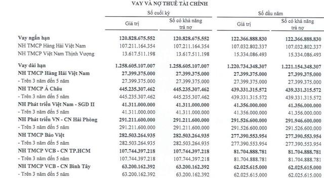 Vinalines bán tống hơn 13 triệu cổ phần Vitranschart (VST) với giá khởi điểm 1.200 đồng/cp - Ảnh 3.