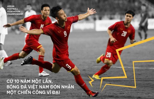 Park Hang-seo, Calisto và chu kỳ 10 năm rực rỡ của tuyển Việt Nam - Ảnh 2.