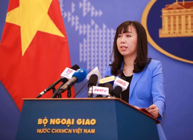 Việt Nam lên tiếng về kết quả bầu cử giữa kì Mỹ - Ảnh 1.