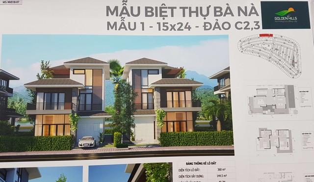 Đà Nẵng: Trao giải cuộc thi thiết kế kiến trúc mẫu biệt thự, cảnh quan khu C&D – Dự án Golden Hills City  - Ảnh 1.