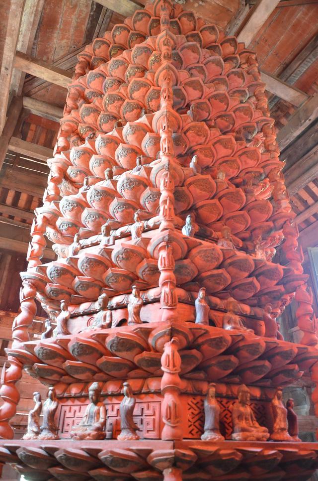 Bảo vật quốc gia tại chùa Giám
