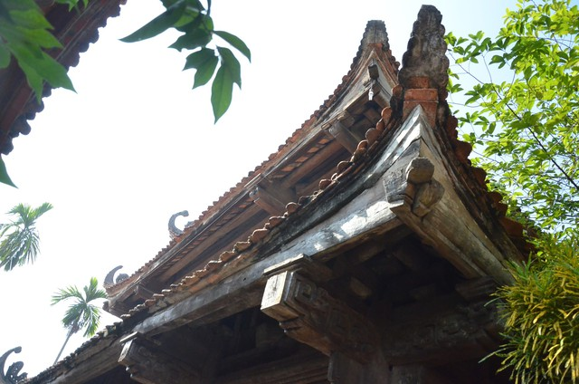 """Về chùa Giám Hải Dương chiêm ngưỡng """"báu vật"""" quốc gia từ cuối thế kỷ 17, chỉ có duy nhất ở Việt Nam  - Ảnh 2."""